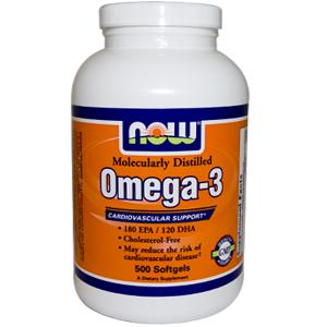 NOW-Omega-3
