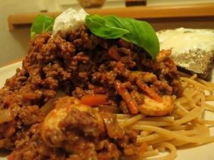 Lowcarb pasta