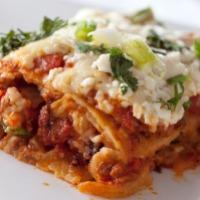 Mexíkanskt lasagne - Naglavætt