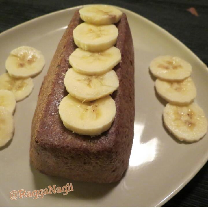 Zucchini bananabrauð-2