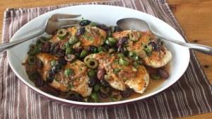 olive-Chicken
